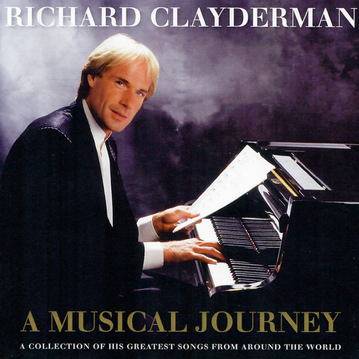 Richard Clayderman - A Musical Journey CD