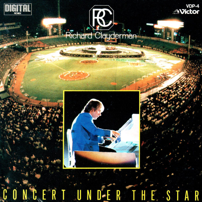 Concert Under The Stars - Richard Clayderman