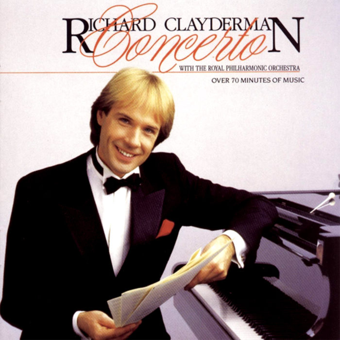 """Concerto"" Richard Clayderman"