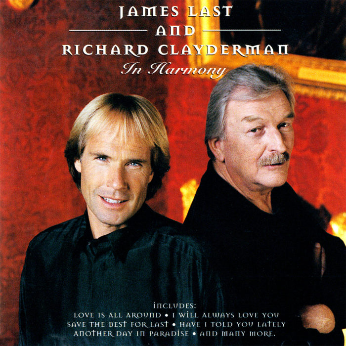 """In Harmony"" by James Last and Richard Clayderman"