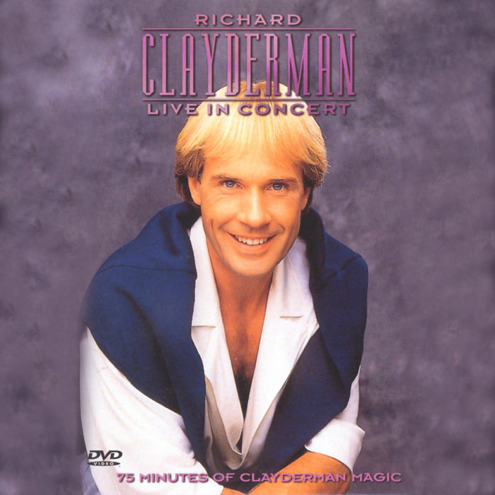Live In Concert (Richard Clayderman)