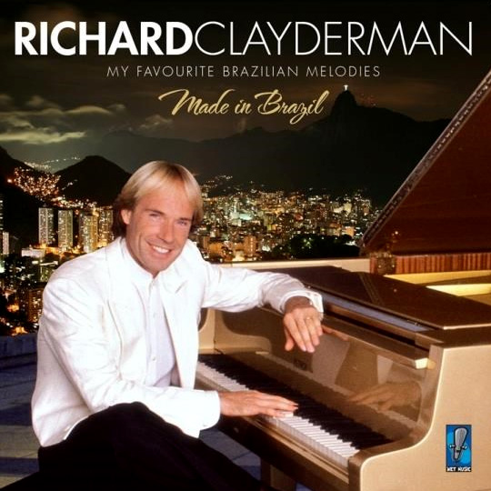 """Made In Brazil"" by Richard Clayderman"