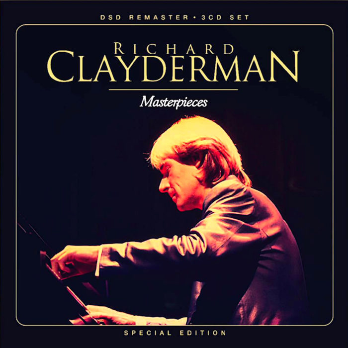 'Masterpieces' by Richard Clayderman