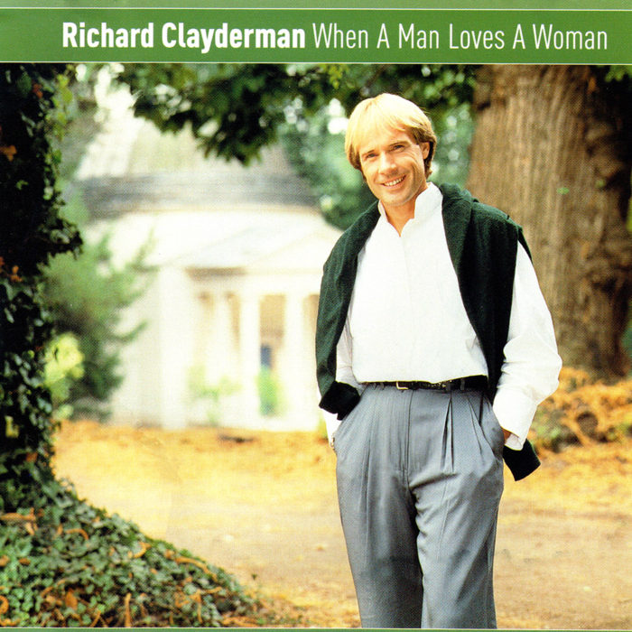 When A Man Loves A Woman (CD Cover)