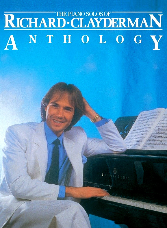 Richard Clayderman - Anthology (Folio)