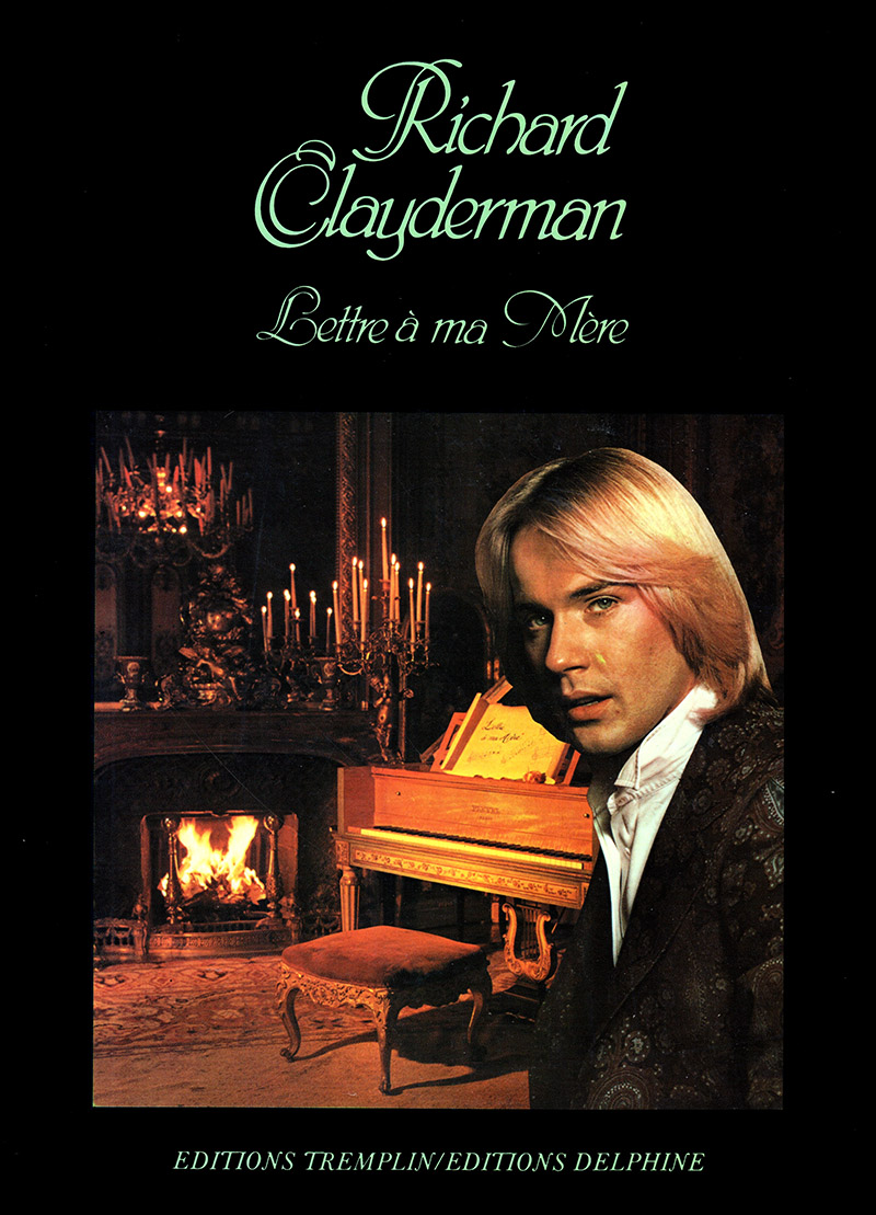 Lettre à ma Mère Folio - Richard Clayderman
