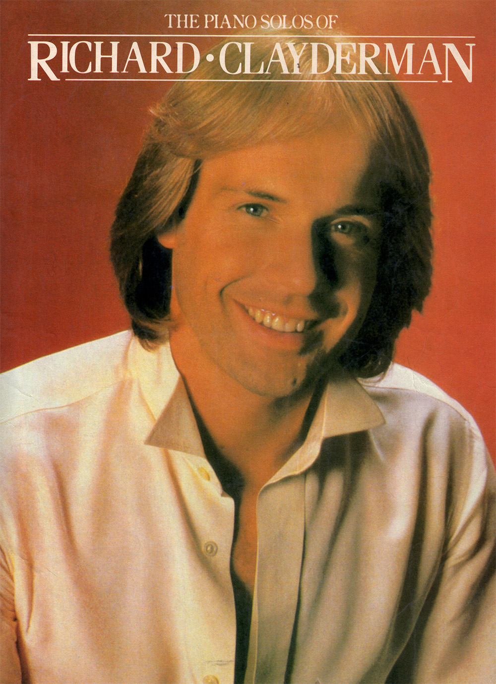 Folio: Piano Solos Of Richard Clayderman - Book 1