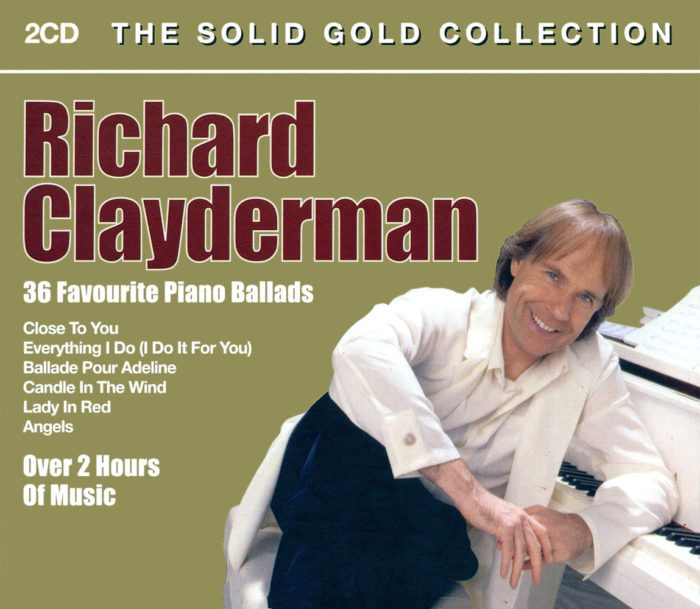 The Solid Gold Collection - Richard Clayderman