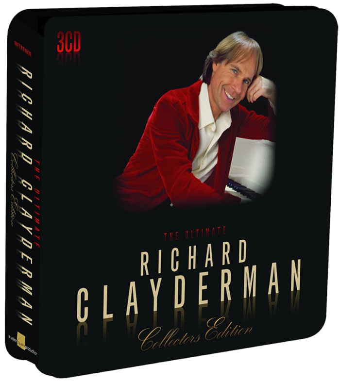 The Ultimate Collectors Edition - Richard Clayderman