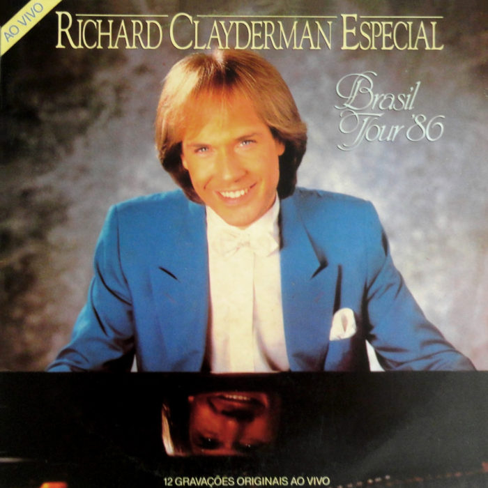 """Brasil Tour '86"" by Richard Clayderman"